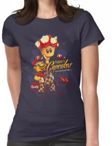 Plumber's Cupcakes Womens Fitted T-Shirt