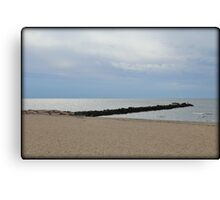 Chilly Point Canvas Print