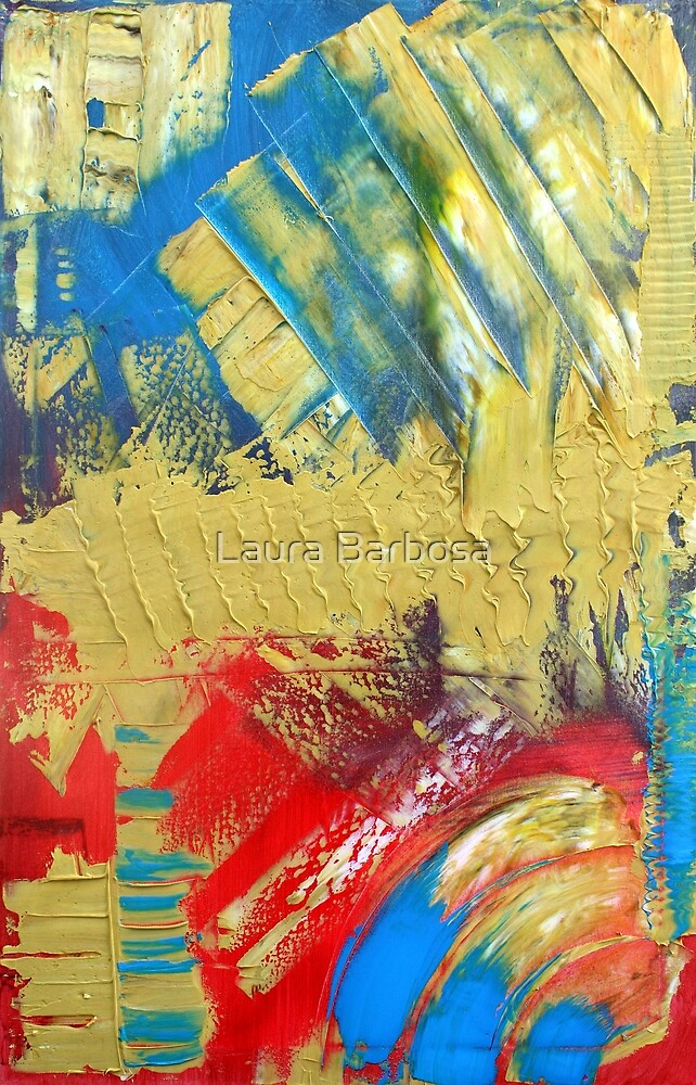 Life's Journey 1 by Laura Barbosa