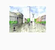 O'Connell Street in Watercolor Unisex T-Shirt