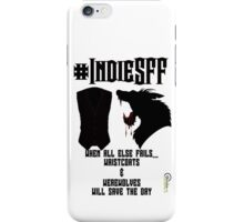 IndieSFF Waiscoats & Werewolves iPhone Case/Skin