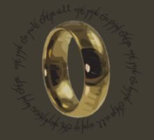 One Ring to Rule Them All by riotousheart