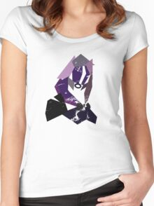 Tali Shards Women's Fitted Scoop T-Shirt