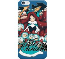 Christmas Princess II iPhone Case/Skin