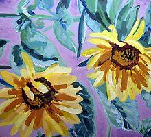 Sunflower by vtarcau