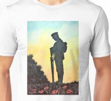 We Will Remember Unisex T-Shirt