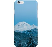 Good Morning Rianier iPhone Case/Skin