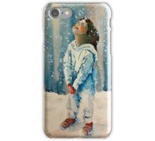 SNOW ! iPhone Case/Skin