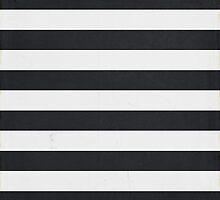 black and white stripes by JAstudios