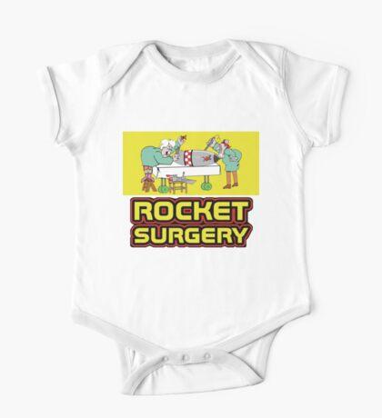 Operation Rocket Surgery One Piece - Short Sleeve