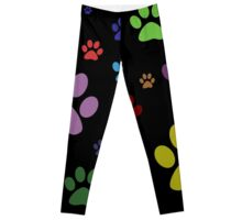 Animal Paws! Leggings
