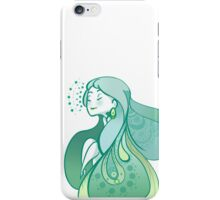 Peaceful mind iPhone Case/Skin