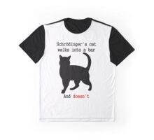 Schrödinger's cat Graphic T-Shirt