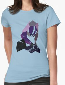 Tali Shards (large) Womens Fitted T-Shirt