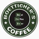 Gale Boetticher's Best Coffee Ever by Paul Gitto