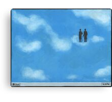 Magritte 95 Canvas Print