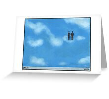 Magritte 95 Greeting Card