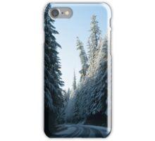 Road to Saint Helens iPhone Case/Skin