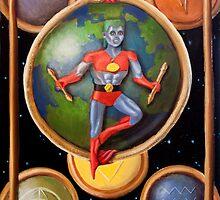 The World by Beth Lerman
