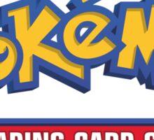 Pokemon Trading Card Game Sticker