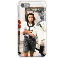 Ferris Bueller Shirt iPhone Case/Skin