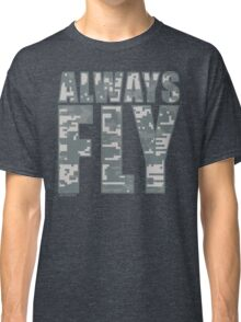 Pixcelated Always Fly Revision™ tee :D Classic T-Shirt