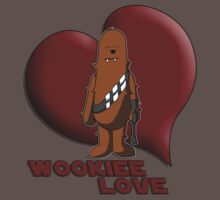 Wookiee Love by Kenneth Shinabery