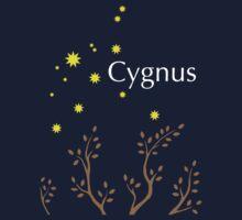 Cygnus by Daogreer Earth Works