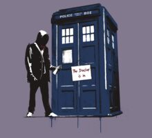 Exit through the Tardis by RebelCollective