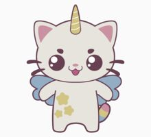 Unicorn Cat One Piece - Short Sleeve