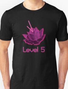 Level 5 Laser Lotus - Pink T-Shirt