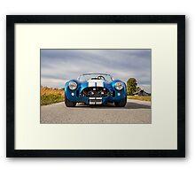 1965 Shelby Cobra Framed Print