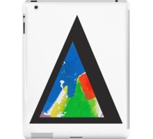 Triangle Indie iPad Case/Skin