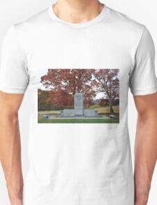 Gettysburg National Park - South Carolina Memorial Unisex T-Shirt
