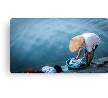 Wash Day Canvas Print