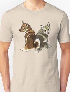 Vallhunds - Natural Colours T-Shirt