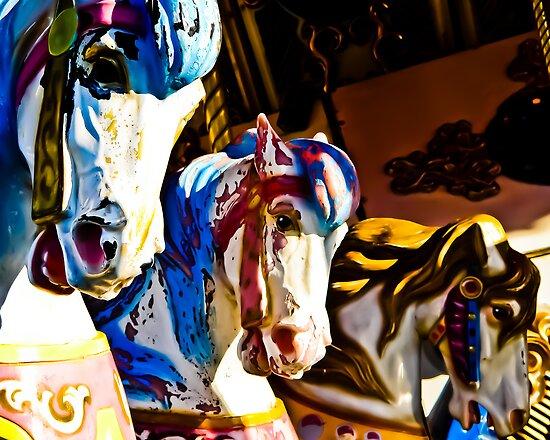 Carousel History by LadyEloise