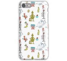 The world of Dr. Seuss iPhone Case/Skin