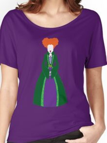 Winnie Sanderson Women's Relaxed Fit T-Shirt