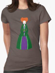 Winnie Sanderson Womens Fitted T-Shirt
