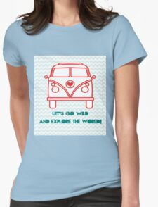Let's go exploring! T-Shirt