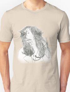 Shake Your Hair Unisex T-Shirt