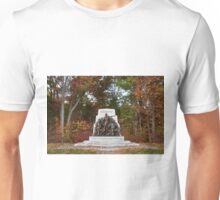 Gettysburg National Park - Alabama Memorial Unisex T-Shirt