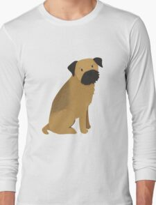 Border Terrier Long Sleeve T-Shirt