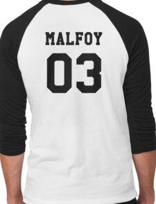 Malfoy 03 Draco malfoy - Black Men's Baseball ¾ T-Shirt