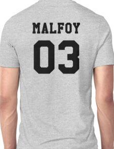 Malfoy 03 Draco malfoy - Black Unisex T-Shirt
