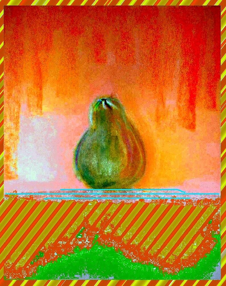"""""""Enhanced Pear"""" by njchip123"""