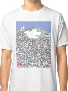 Season's Greetings from Hamilton, Ontario Classic T-Shirt