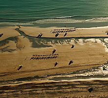 Cable beach, Broome by Colin White
