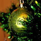 Christmas Green by aprilann